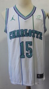 Charlotte Hornets 2018 -19 classic jersey