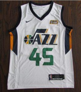 Utah Jazz 2017 -18 association jersey