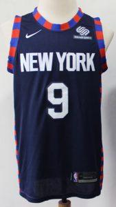 New York Knicks 2018 -19 city jersey