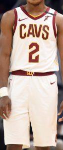 Cleveland Cavaliers 2019 -20 association jersey