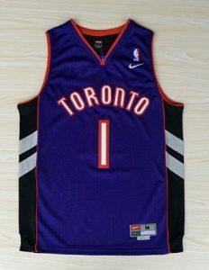 Toronto Raptors 1999 – 2000 alternate jersey