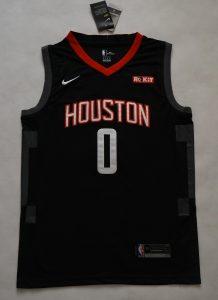 Houston Rockets 2019 -20 statement jersey
