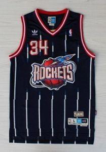 Houston Rockets 1995 -96 away jersey