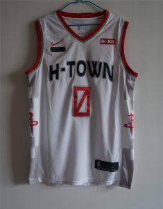 Houston Rockets 2019 -20 city jersey