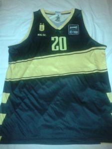 Aris Thessaloniki 2016 -17 away jersey